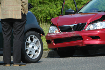 Dating Humor: Rear-end Collision