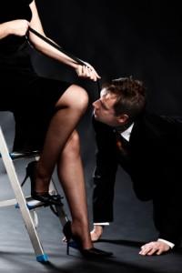 Online Dating Humor: The New Boss