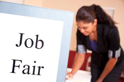 Dating Humor: The Job Fair